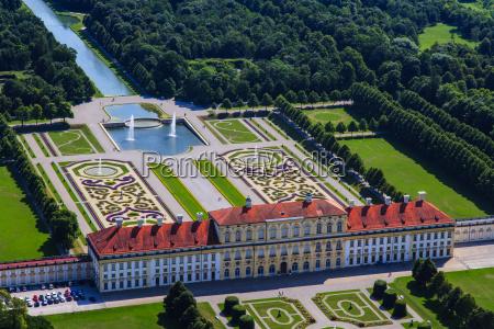 germany bavaria oberschleissheim schleissheim castle new