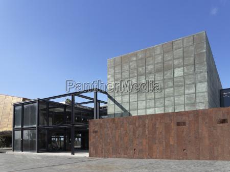 spain centro de visitantes in san