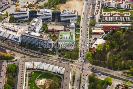 germany bavaria munich neuhausen hirschgarten and