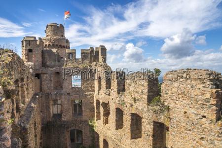 germany hesse bensheim auerbach castle