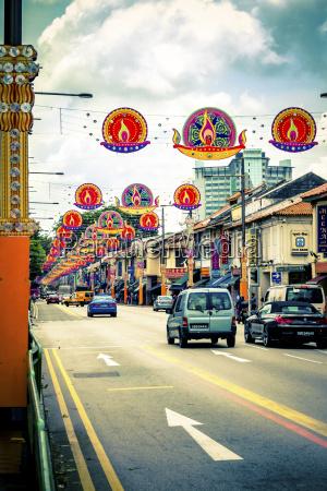 singapur chinatown pagoda street