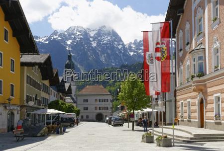 austria salzburg view of city