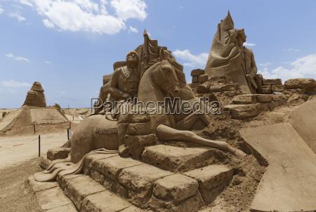 turkey antalya international antalya sand sculpture