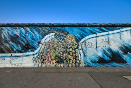 germany berlin berlin wall east side