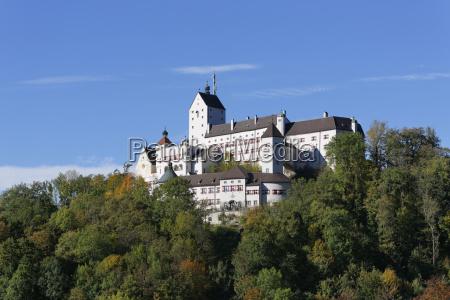 germany aschau hohenaschau castle