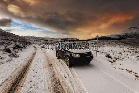 fahrt reisen winter verkehr verkehrswesen wolke