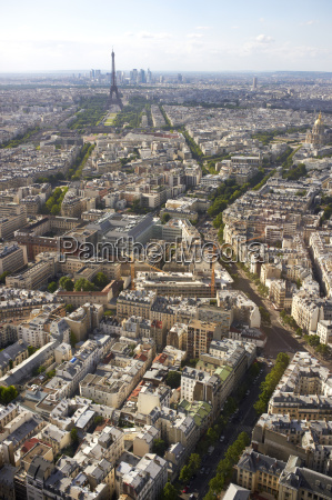 france paris view of city