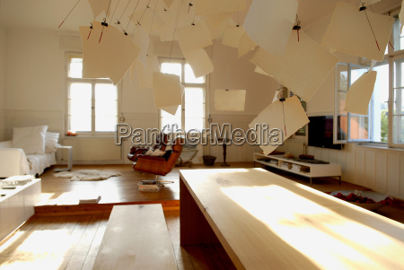 germany bavaria loft intertior