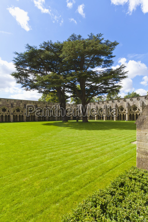 england wiltshire view of cathedral at