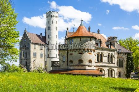 germany baden wuerttemberg hohenneuffen castle