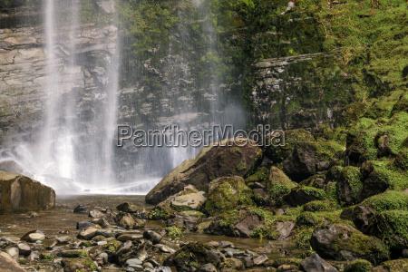 new zealand whakapapa area tupapakurua falls