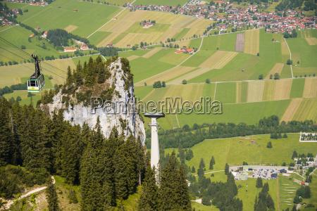 germany bavaria swabia east allgaeu ammergau