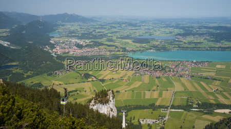 germany bavaria swabia east allgaeu ammergau