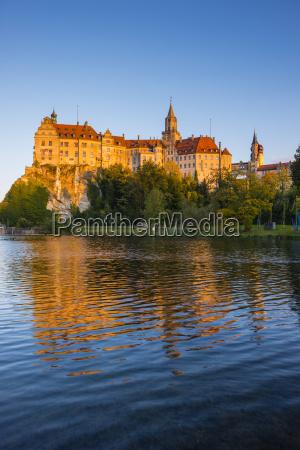 germany baden wuerttemberg sigmaringen igmaringen castle