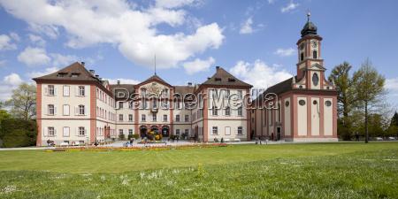 germany baden wuerttemberg mainau castle and