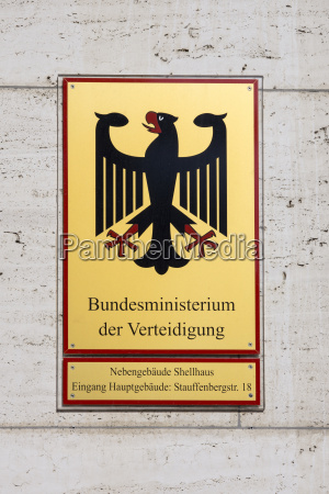 germany berlin federal ministry of defence