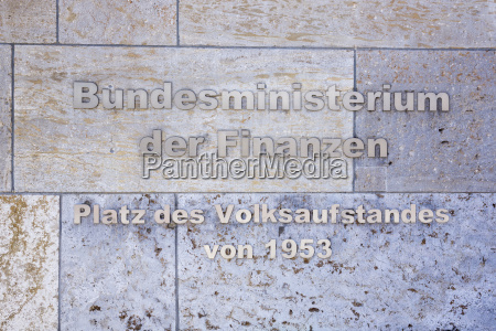 germany berlin sign of the federal