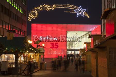 deutschland nordrhein westfalen essen shopping center