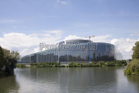 frankreich strassburg europaeisches parlament