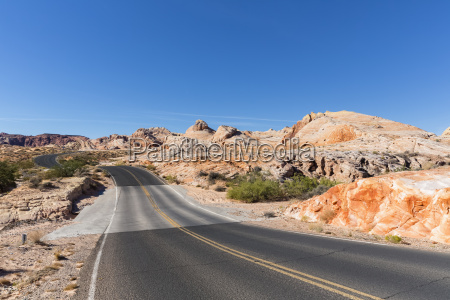 usa nevada valley of fire state