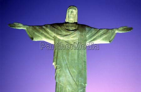 brazil cristo rio statue of jesus