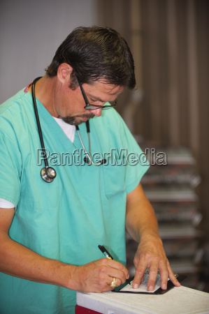 usa texas leakey doctor with pen