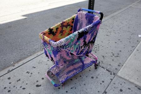 stilleben kunst usa wolle outdoor freiluft