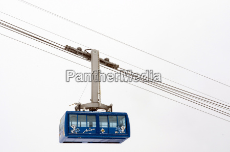 schweiz arosa skigebiet bergbahn