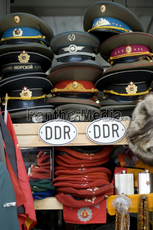 germany checkpoint charlie ddr souvenirs close