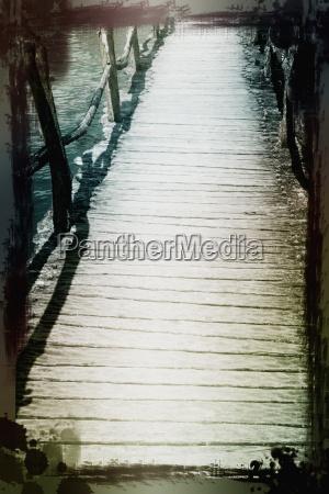 germany baden wuerttemberg lake constance boardwalk