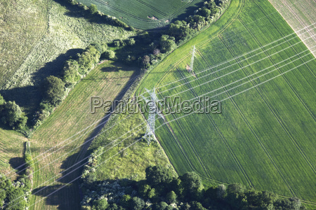 landwirtschaft ackerbau feld europa energie strom