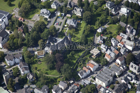 europe germany herborn view of town