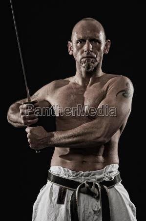 germany bavaria mature man against black