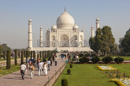 india uttar pradesh agra tourist at