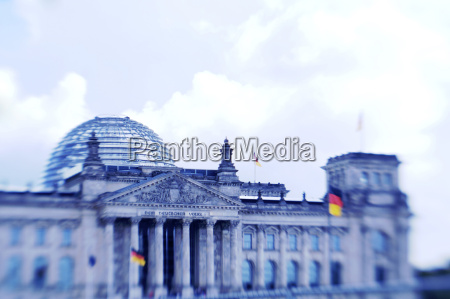 germany berlin reichstag building