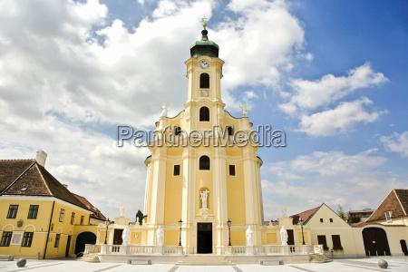 austria lower austria laxenburg church
