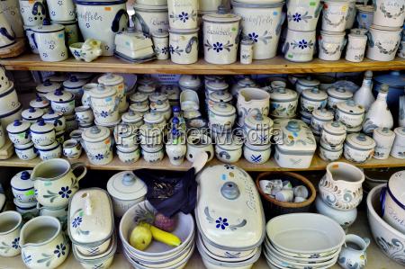 germany bavaria munich ceramics auer dult