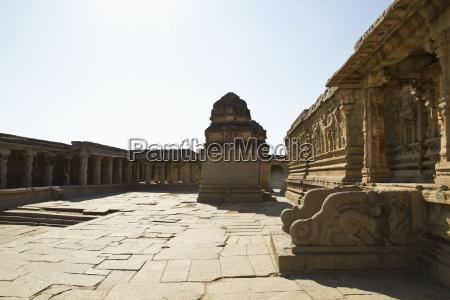 india karnataka hampi view of krishna