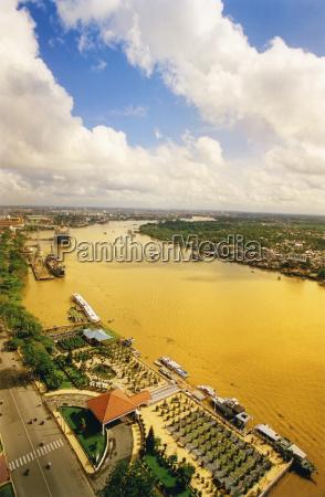 vietnam saigon saigon river
