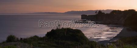 new zealand south island cape foulwind