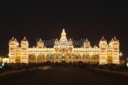 india south india karnataka mysore view