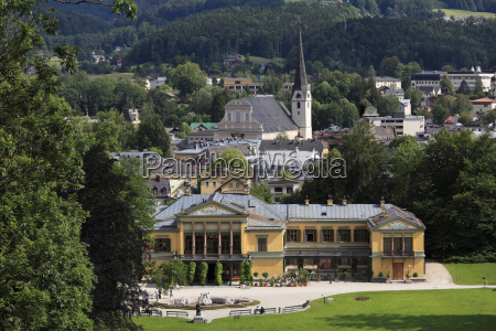 austria upper austria salzkammergut region bad