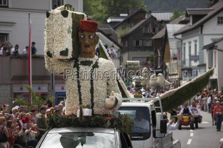 austria styria salzkammergut ausseer land people