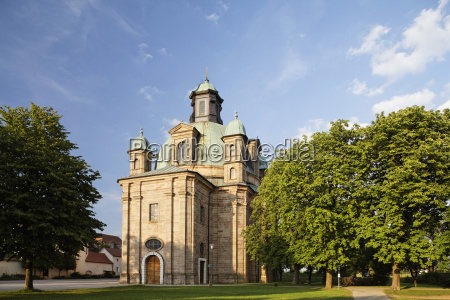 religion iglesia arbol nube barroco baviera