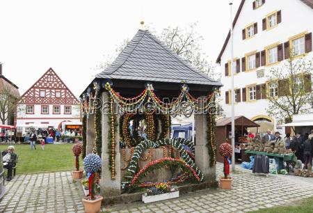 germany bavaria franconia franconian switzerland hollfeld