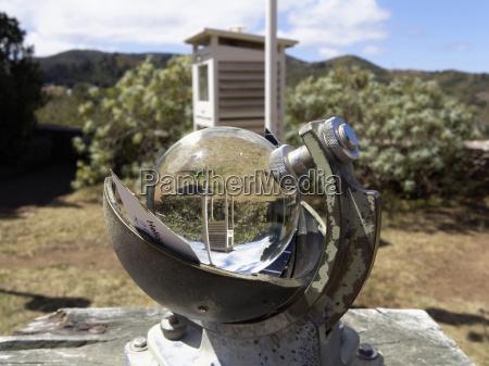 spain la gomera heliograph close up