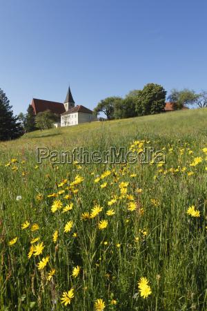 austria styria view of parish church