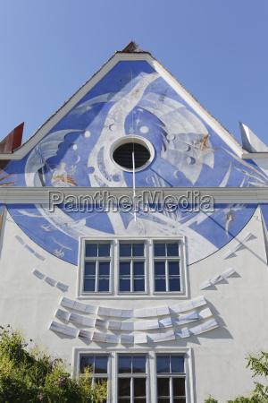austria styria graz view of sundial