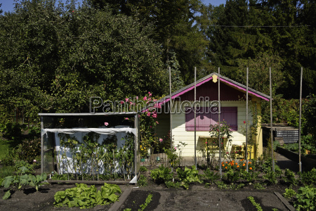 germany bavaria munich view of hut