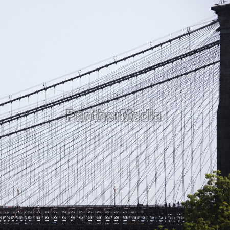 usa new york view of manhattan